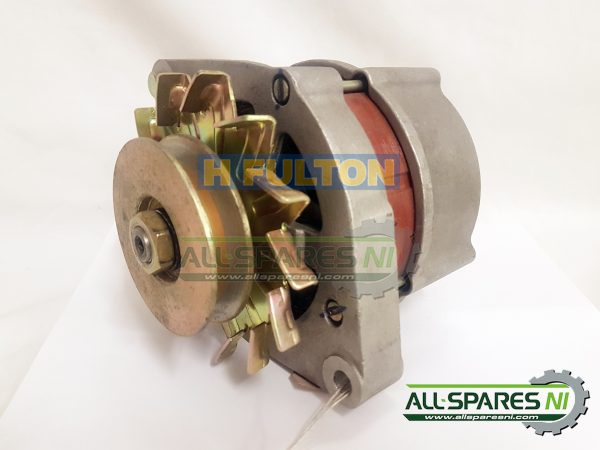 14v, 55amps Alternator for McCormick, Landini, Massey Ferguson, Merlo, JCB, Case-IH - 1897264M91-1941