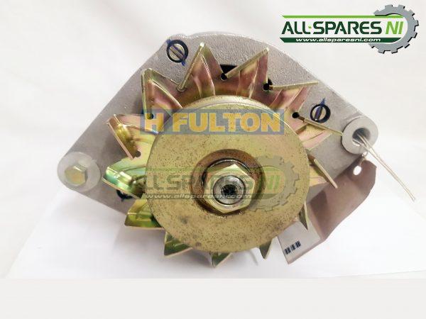 14v, 55amps Alternator for McCormick, Landini, Massey Ferguson, Merlo, JCB, Case-IH - 1897264M91-0