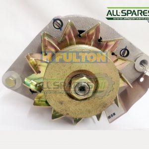 14v, 55amps Alternator for McCormick, Landini, Massey Ferguson, Merlo, JCB, Case-IH - 1897264M91-0