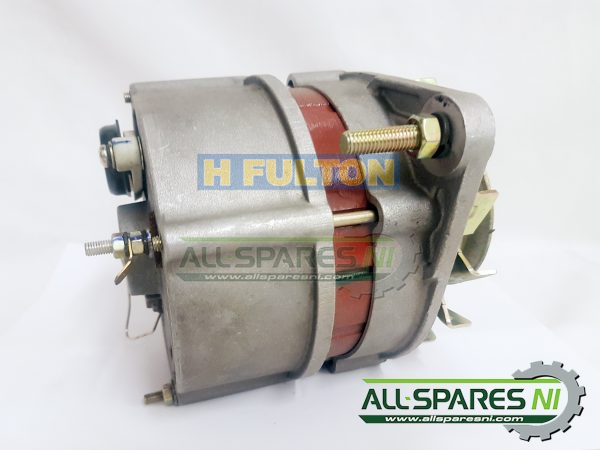 14v, 55amps Alternator for McCormick, Landini, Massey Ferguson, Merlo, JCB, Case-IH - 1897264M91-1938