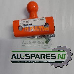 Ball Hitch Double Duty Orange-0