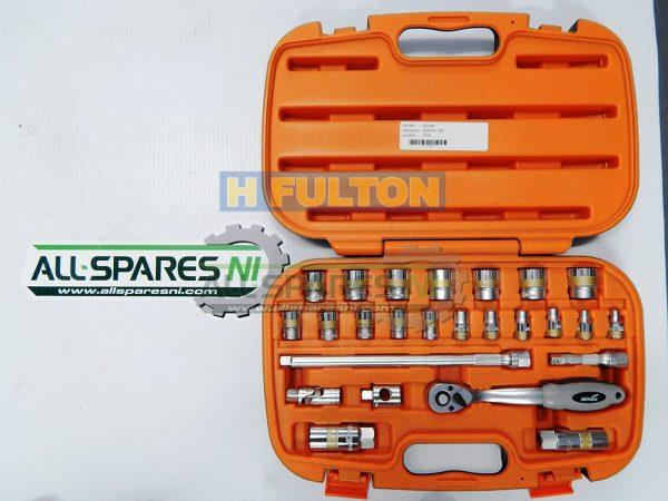 21 Piece Socket Set-657