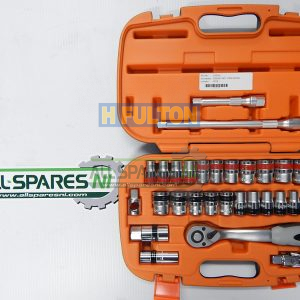 Socket Set 1/2DR 25PCE-0