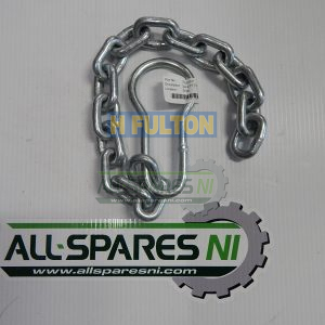 "Safety Tow Chain 16 Link 1/2""-0"