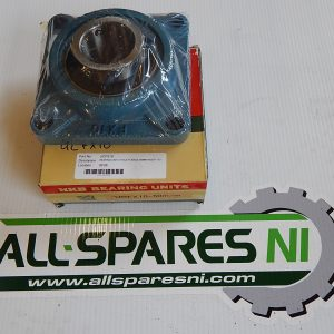 Bearing Unit 4 Hole Flange 50MM Insert HD-0