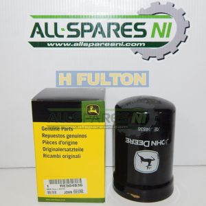 ENGINE OIL FILTER JDRE504836-0