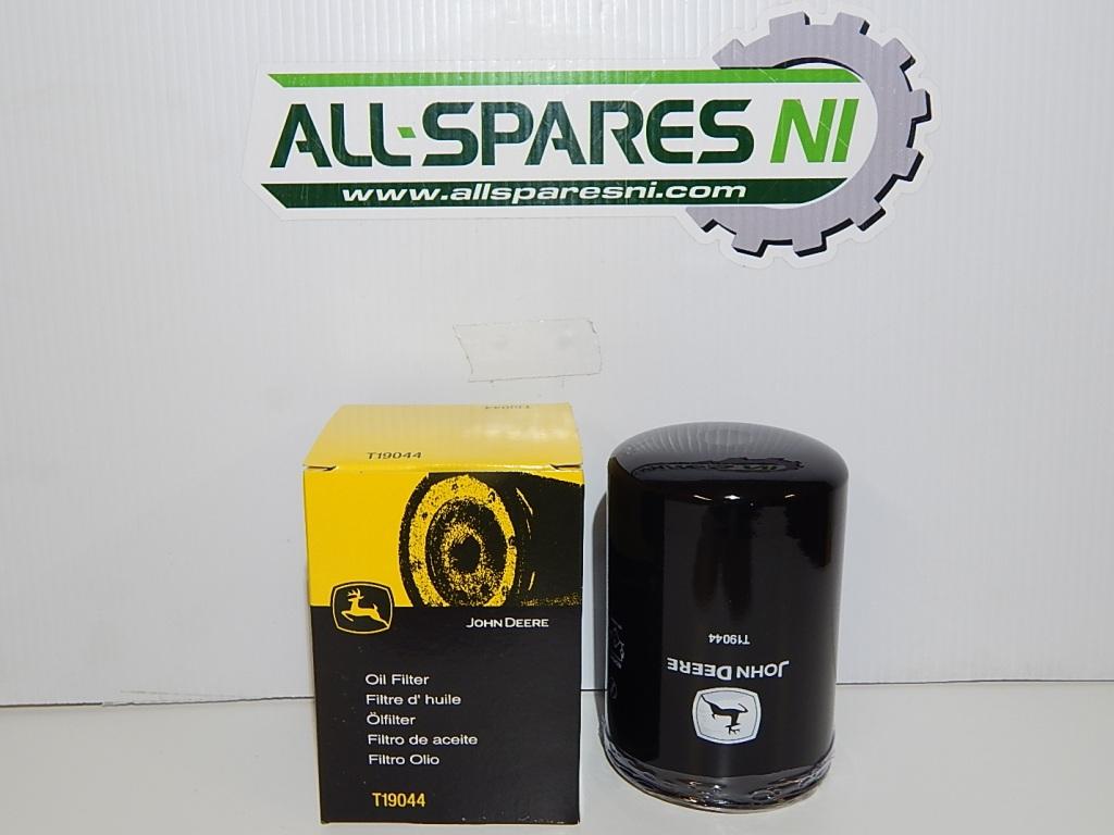 John Deere Engine Oil Filter - T19044