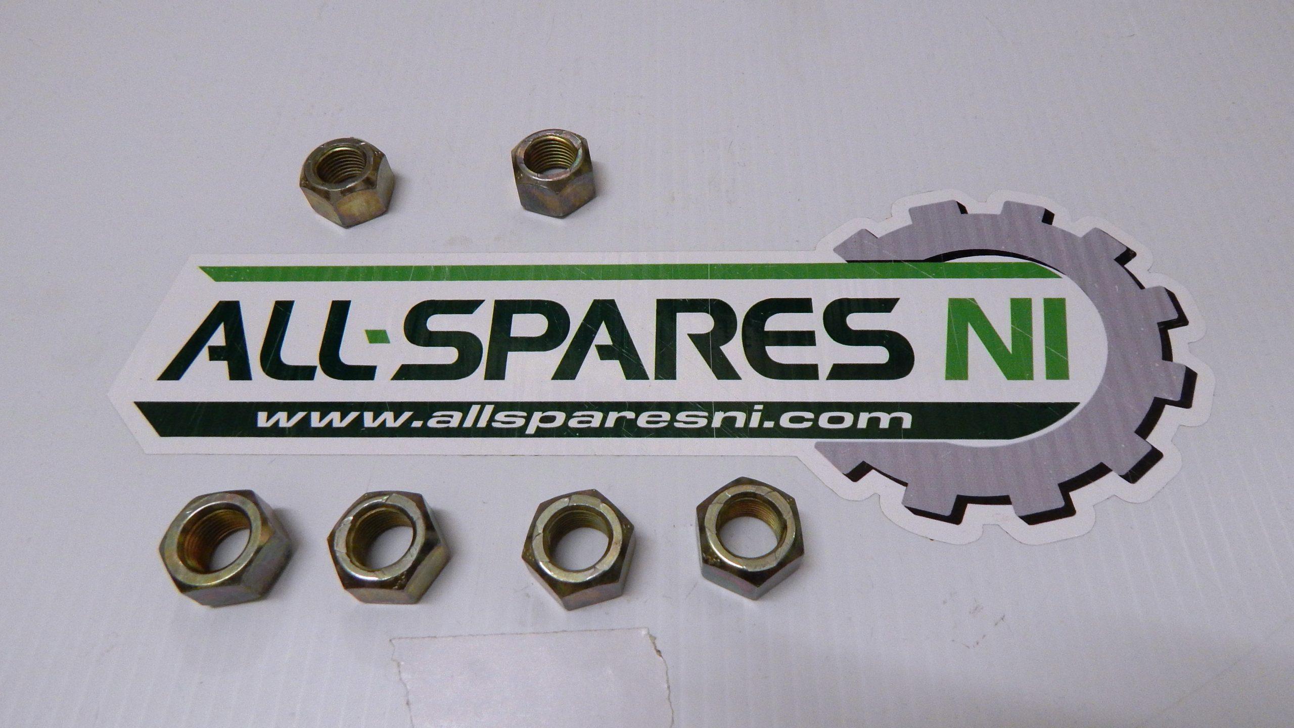 100% Genuine Spearhead MP2 Flail Locking Nut-0