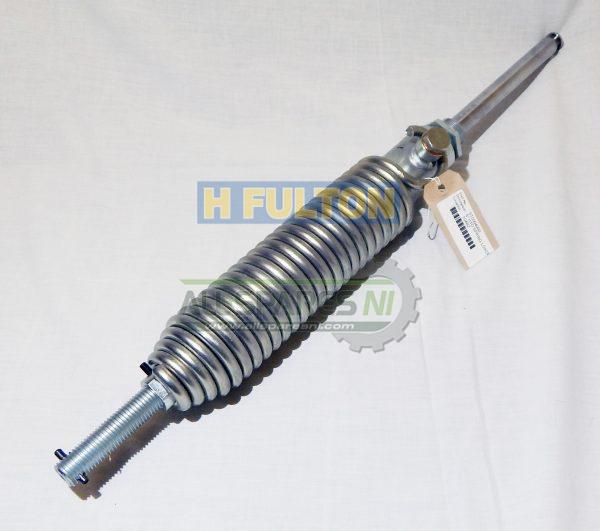 6 inch Hydraulic Spring Loaded Ram-0