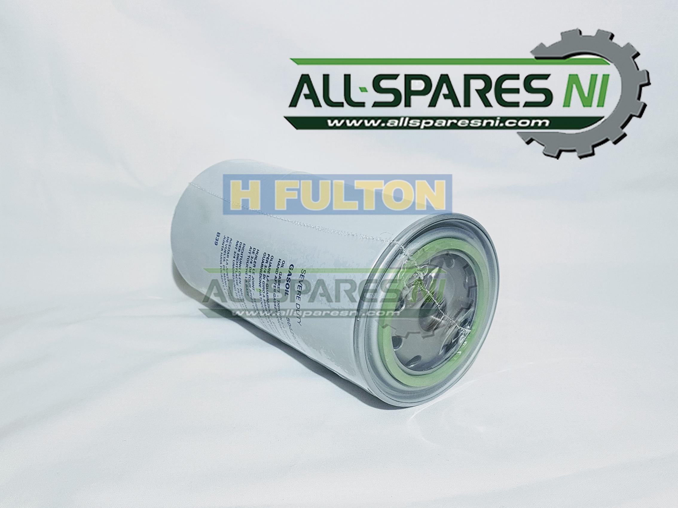 Genuine Mccormick Fuel Filter All Spares Ni Perkins Filters 1750