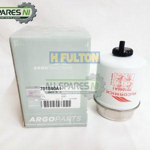 Genuine McCormick Fuel Separator - 701040A1-0