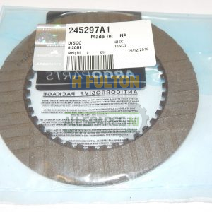 Transmission Friction Plate/Disc - 245297A1-0