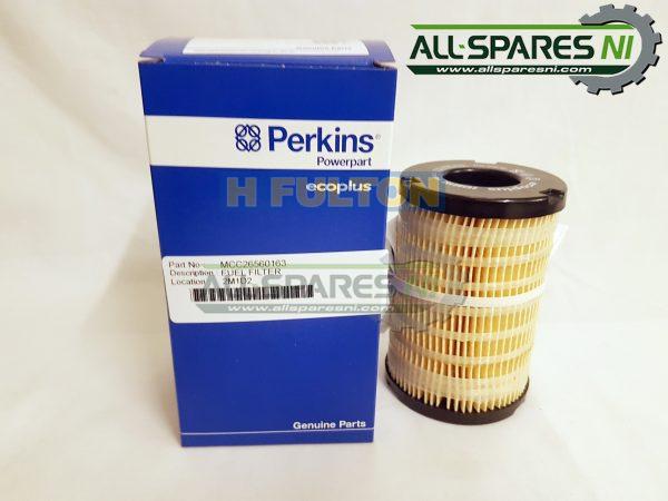 Fuel Filter - 26560163-0