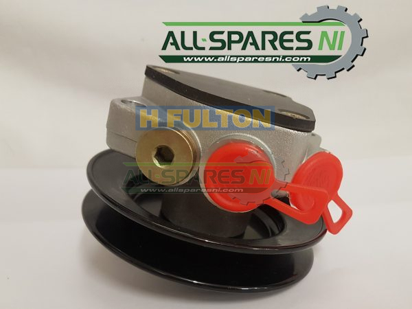 FUEL FEED PUMP WITH PULLEY (102mm) FOR DEUTZ - 04801613-1936