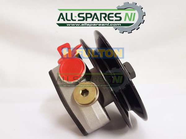 FUEL FEED PUMP WITH PULLEY (102mm) FOR DEUTZ - 04801613-1935