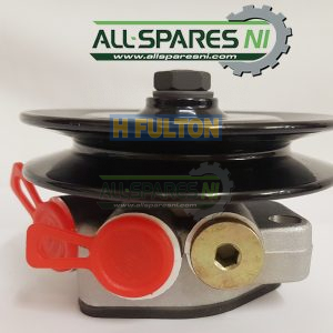FUEL FEED PUMP WITH PULLEY (102mm) FOR DEUTZ - 04801613-0