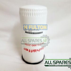 Genuine Schaffer Engine Oil Filter - 070-990-233H-0