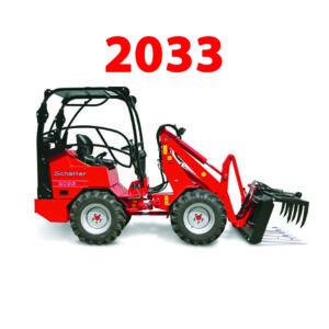 Schaffer 2033 (2010 Model)
