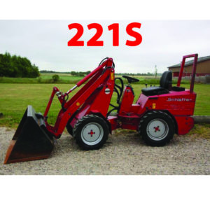Schaffer 217(S)/221(S)
