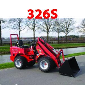 Schaffer 326(S)/332 (1998 Model)