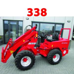 Schaffer 338 (1996 Model)
