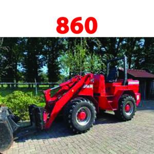Schaffer 860(S) (2000 Model)