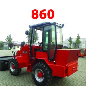 Schaffer 860 (1997 Model)
