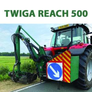 Twiga Reach 500