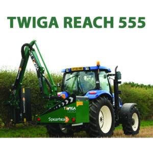Twiga Reach 555
