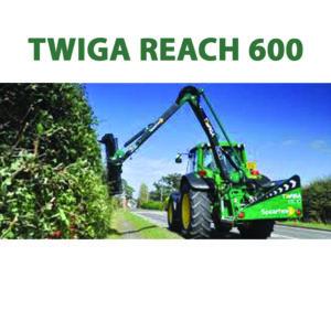 Twiga Reach 600